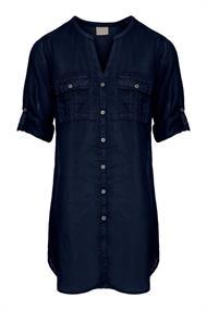 Dreamstar blouse 218linda in het Donker Blauw
