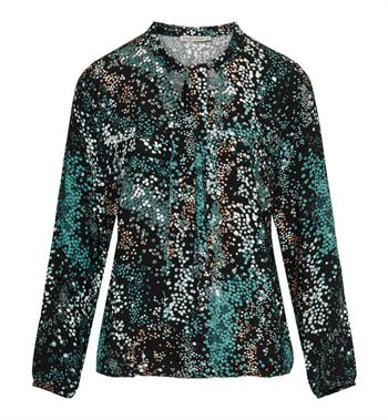 Dreamstar blouse 219yura in het Groen