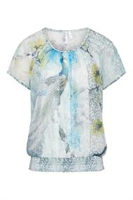 Dreamstar blouse 240lucille in het Licht Groen