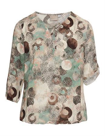 Dreamstar blouse destry in het Mint Groen
