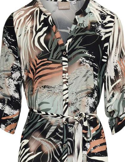 Dreamstar blouse durum in het Mint Groen