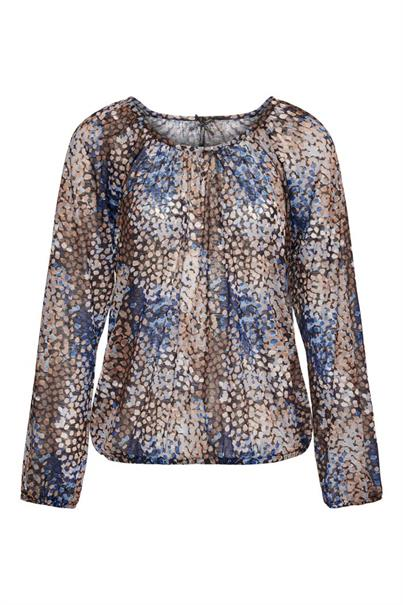 Dreamstar blouse josh in het Kobalt