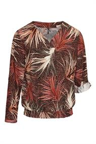 Dreamstar blouse pasquale in het Brique