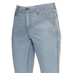 Dreamstar broeken 216zipva in het Blauw