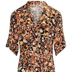 Dreamstar jurk 201sharon in het Bruin