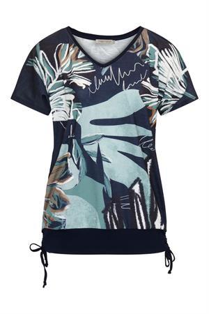 Dreamstar t-shirts 215megan in het Blauw
