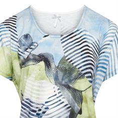 Dreamstar t-shirts 260davide in het Licht Blauw