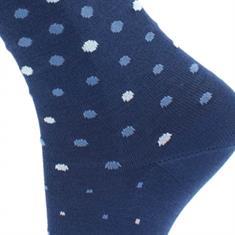 Effio accessoire Dots-S-0008 in het Donker Blauw