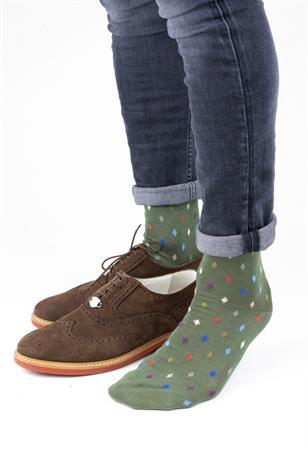Effio sokken Laurium-2118 in het Groen