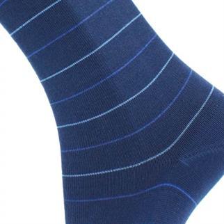 Effio sokken travel-607 in het Blauw