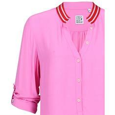 Emily van den Bergh blouse 6401-147951 in het Roze