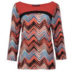 Expresso blouse 174michelle in het Multicolor