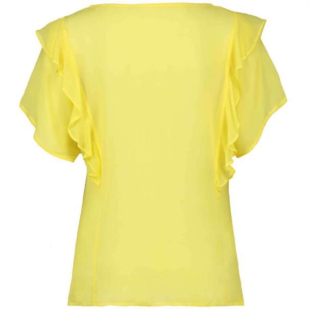 Expresso blouse 182esmira in het Geel