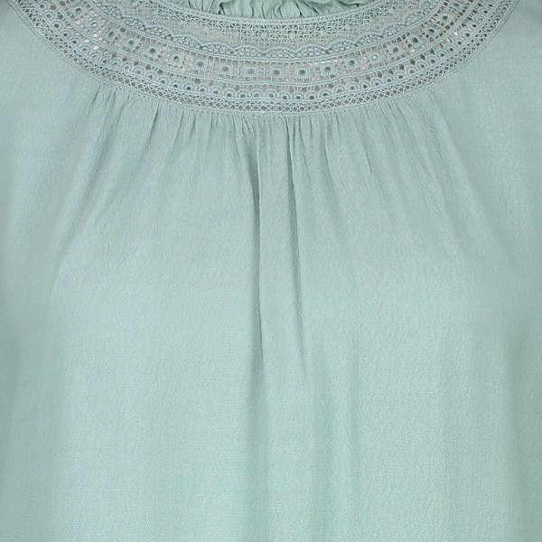 Expresso blouse 193Jennifer in het Mint Groen