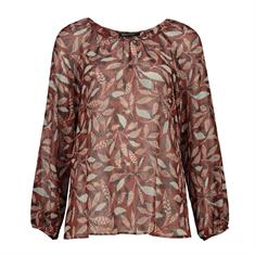 Expresso blouse 193jolie in het Roest