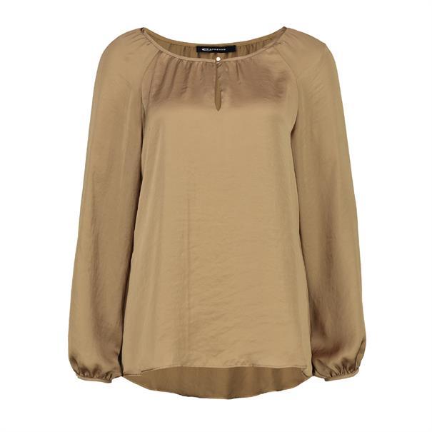 Expresso blouse 193kate in het Khaky