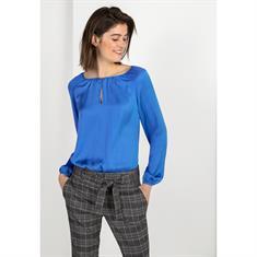 Expresso blouse 193kate in het Kobalt