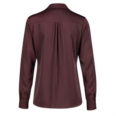 Expresso blouse 194narcella in het Wijnrood
