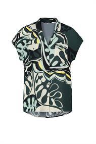 Expresso blouse 201catrijn in het Groen