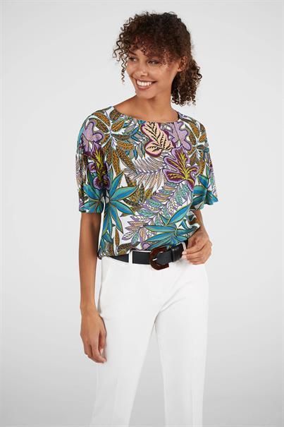 Expresso blouse 201daniek in het Metaal