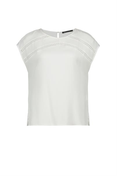 Expresso blouse 201daphne in het Offwhite