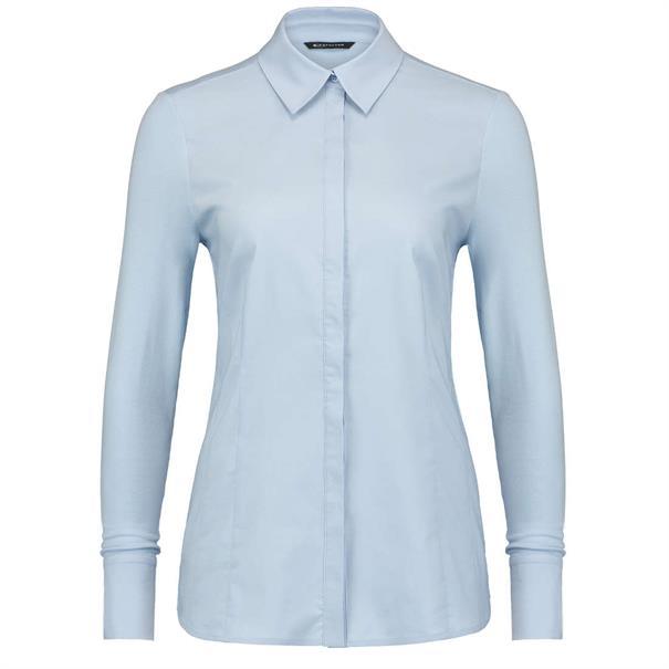 Expresso blouse 99XANI in het Licht Blauw