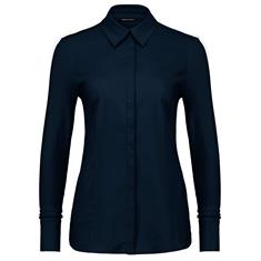 Expresso blouse 99XANI in het Marine