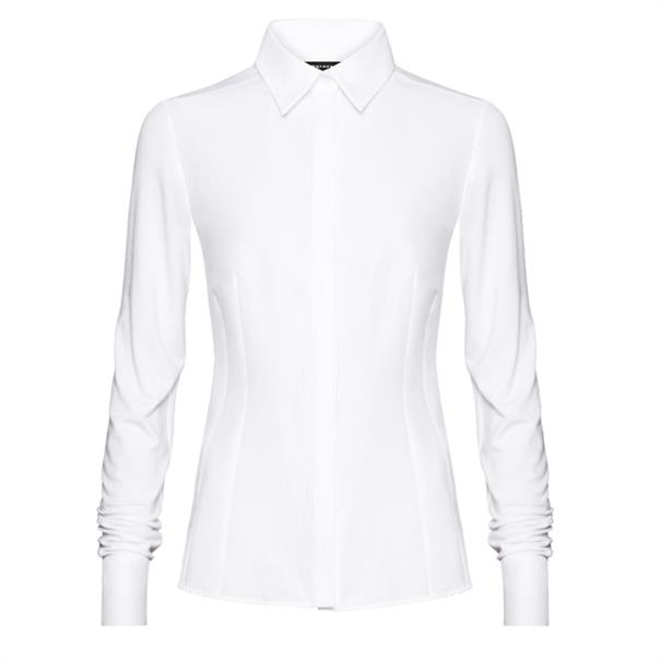 Expresso blouse 99XANI in het Wit