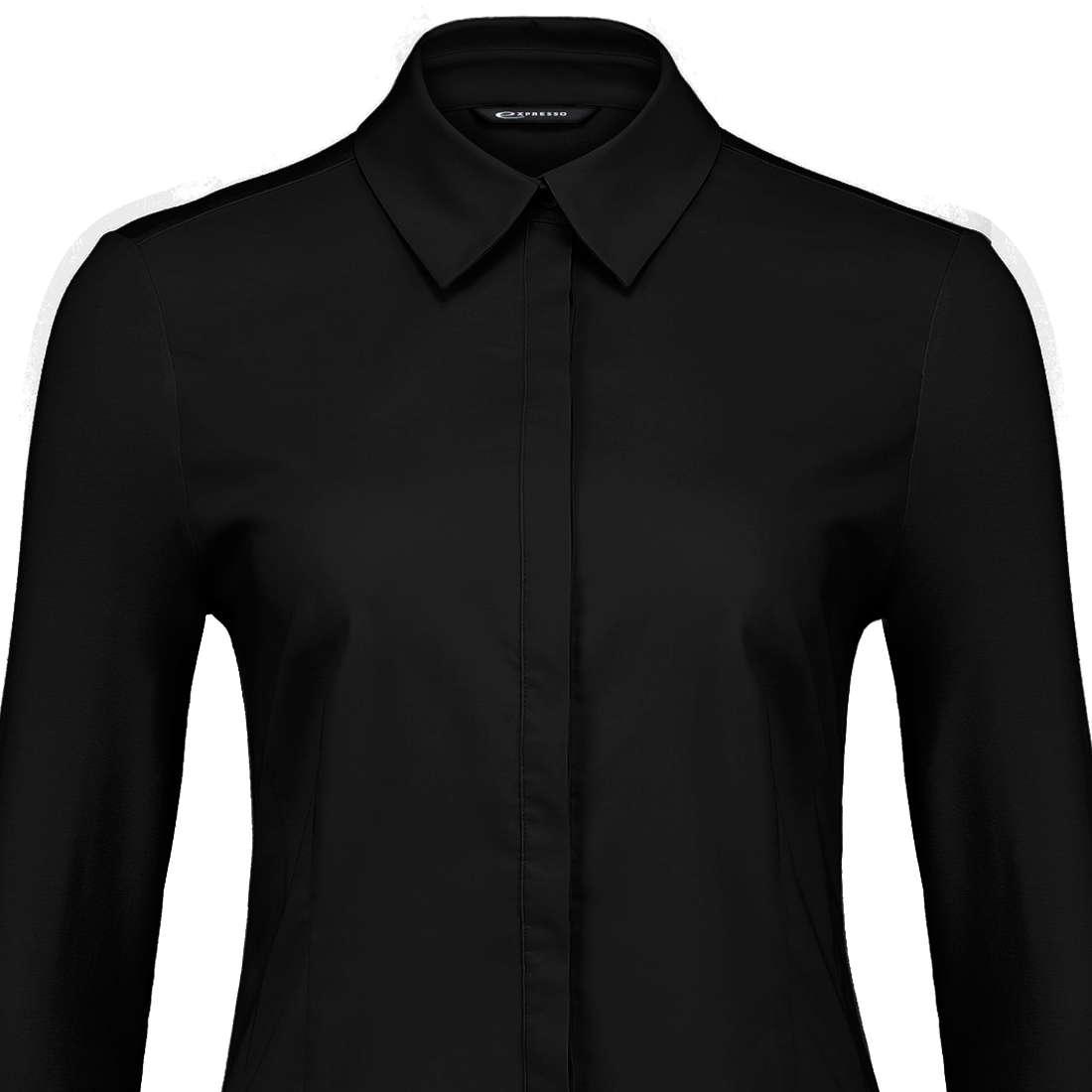 expresso blouse zwart