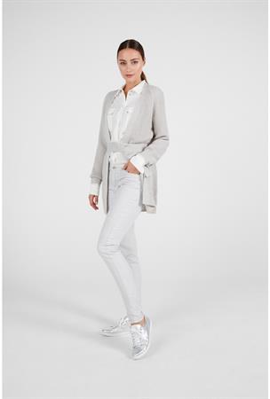 Expresso broek 201bernadet in het Zilver