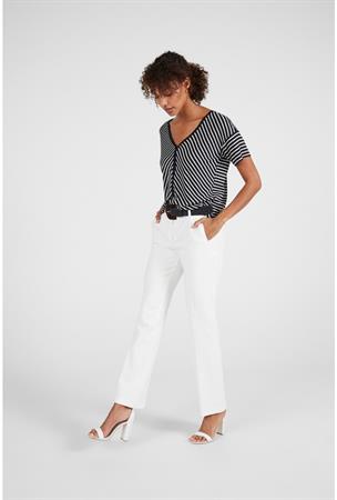 Expresso broek 201dawn in het Wit.