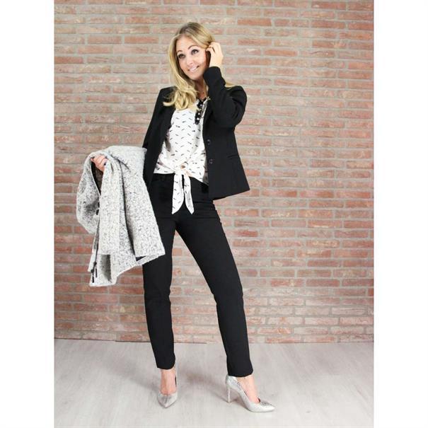Expresso broek 99XENO in het Zwart