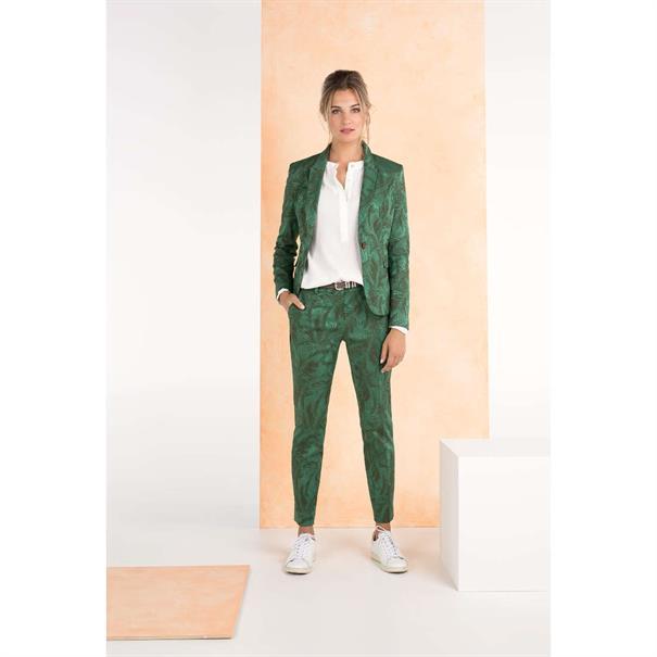 Expresso broeken 191bloem in het Groen