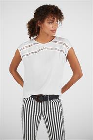 Expresso broeken 201donna in het Zwart / Wit