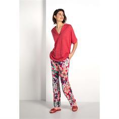 Expresso flared en wijde broeken 192envy in het Multicolor