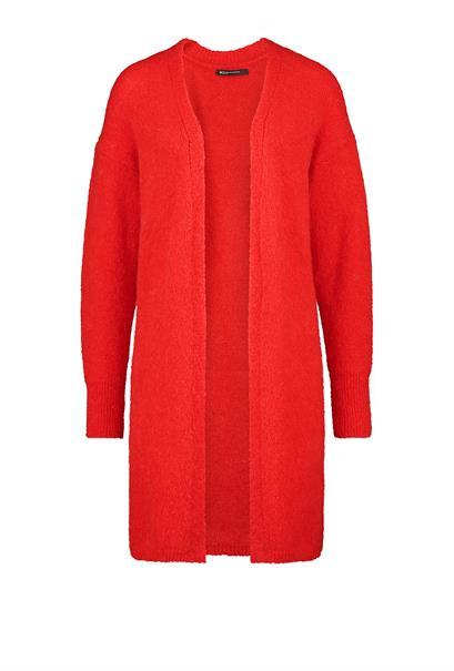 Expresso gebreid vest 194maddy in het Rood