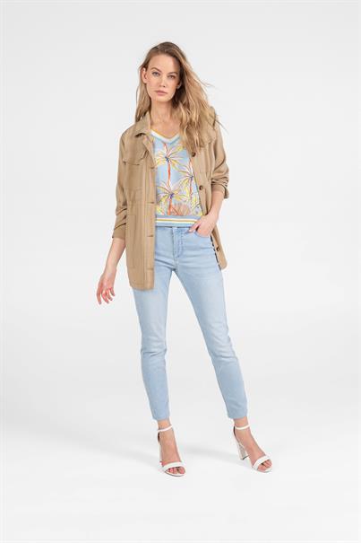 Expresso jeans 202eda in het Licht Blauw