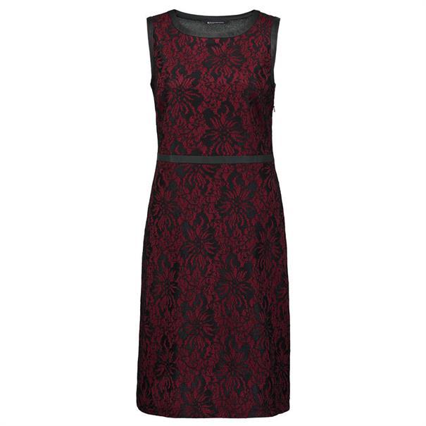 Expresso jurk 164pat in het Rood