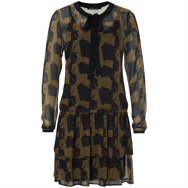 Expresso jurk 183leida in het Brons