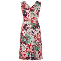 Expresso jurk 192elona in het Rood