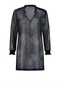 Expresso jurk 193lotte in het Licht Blauw