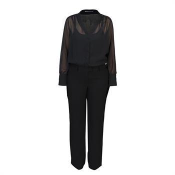 Expresso jurk 194nobelia in het Zwart