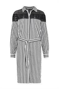 Expresso jurk 201deborah in het Zwart