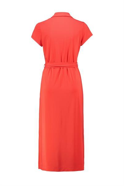 Expresso jurk 202floor in het Koraal
