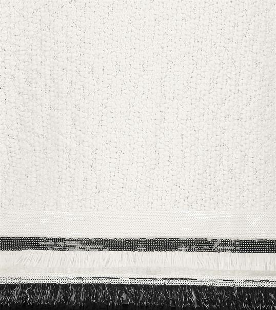 Expresso kort vest 201desire in het Wit.