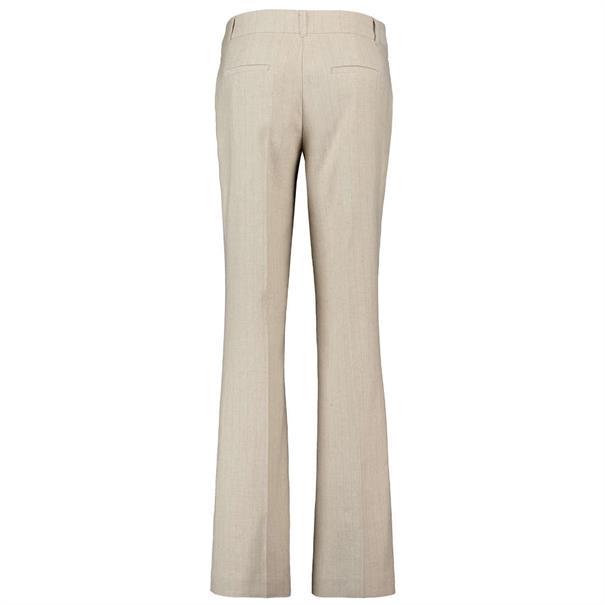 Expresso pantalons 192fevony in het Khaky beige