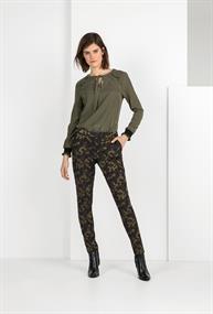 Expresso pantalons 193libby in het Groen