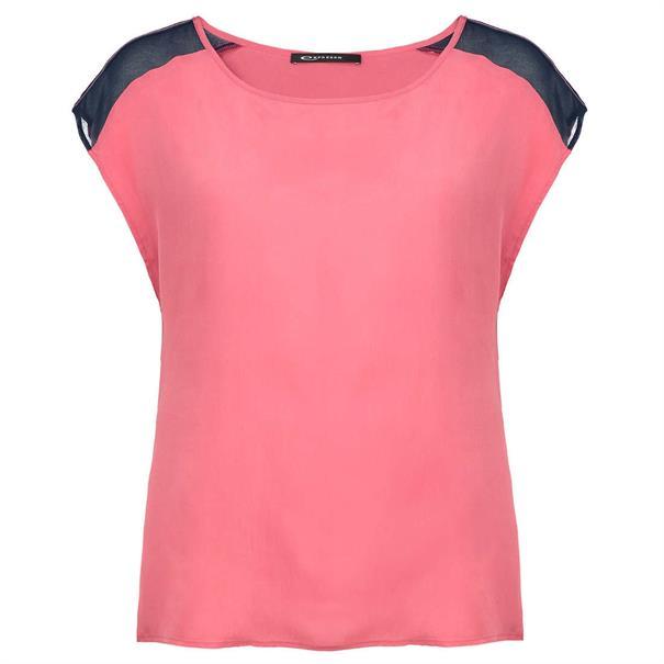 Expresso t-shirt 181celeste in het Roze