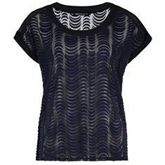 Expresso t-shirts 184phyllis in het Nacht Blauw