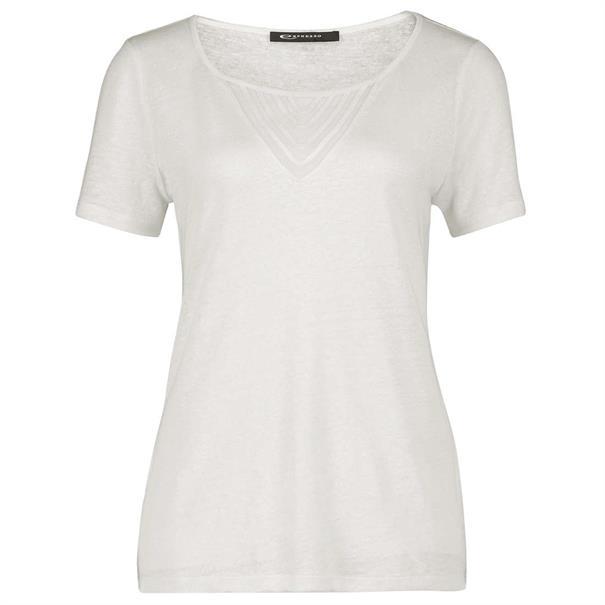 Expresso t-shirts 191bibi in het Groen